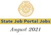 Kerala State Job Portal Job Alerts August 2021
